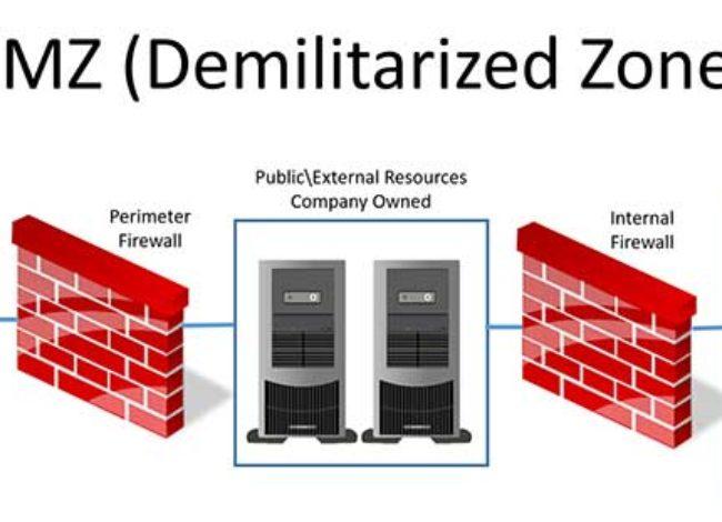 What is DMZ (Demilitarized Zone) ?