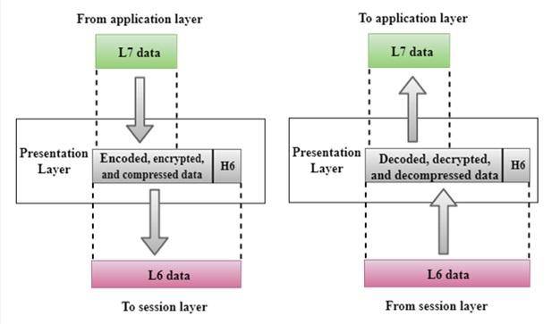 Presentation Layer in OSI