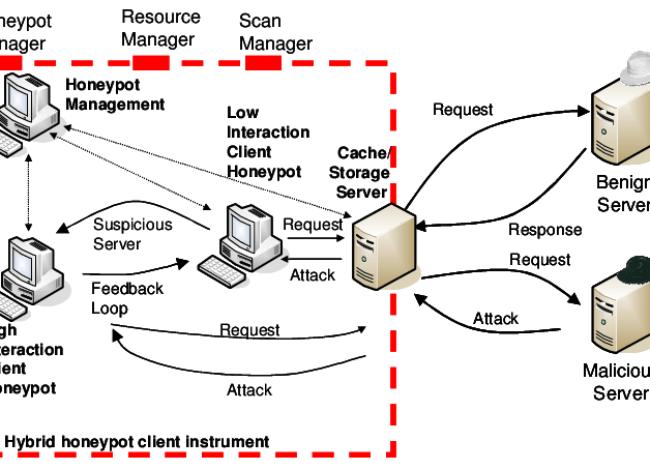 Honeypot Clients (HoneypotClients), types of Clients Honeypot