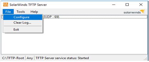 Trivial File Transfer Protocol