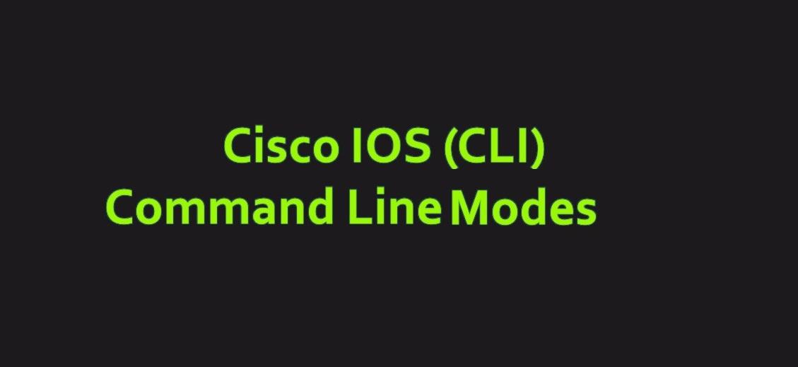 Cisco IOS Command