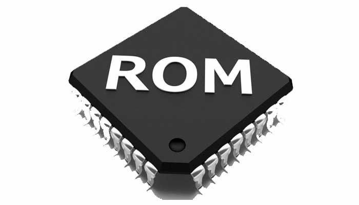 Random access memory ROM