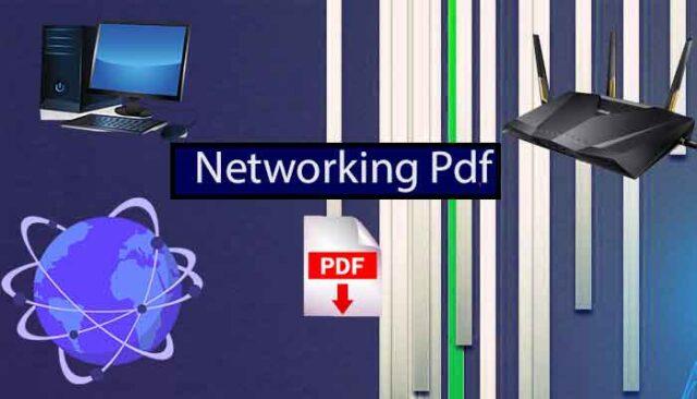 Basic Networking PDF