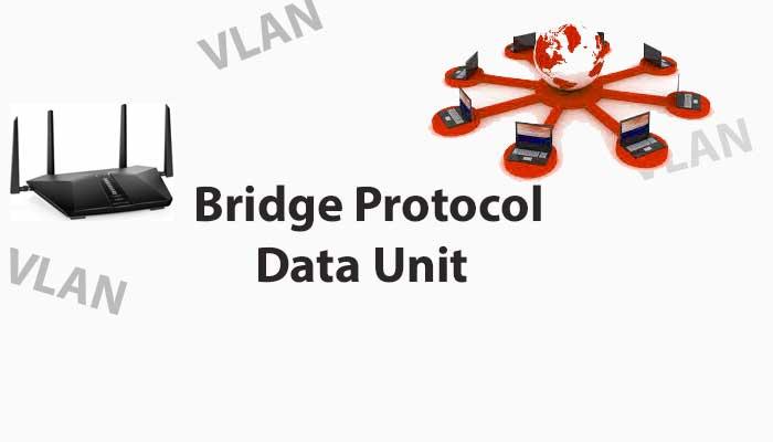 Bridge Protocol Data Unit (BPDU) Frame