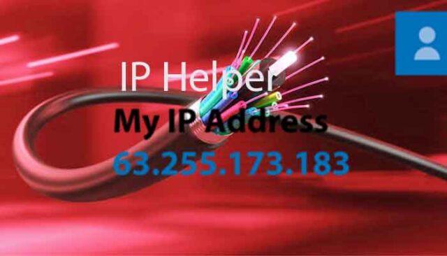 What Is Ip Helper